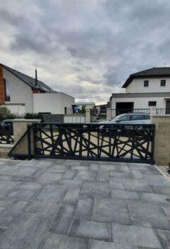 Hliníkové ploty Praha