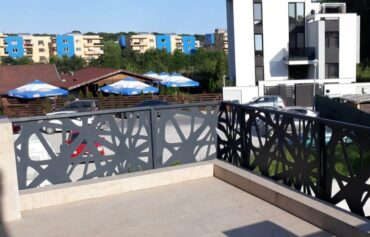 Hliníkové balkony